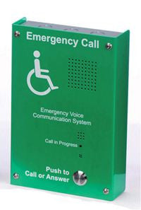 EVC302GS Disabled Refuge System Outstation (Surface Mounting)