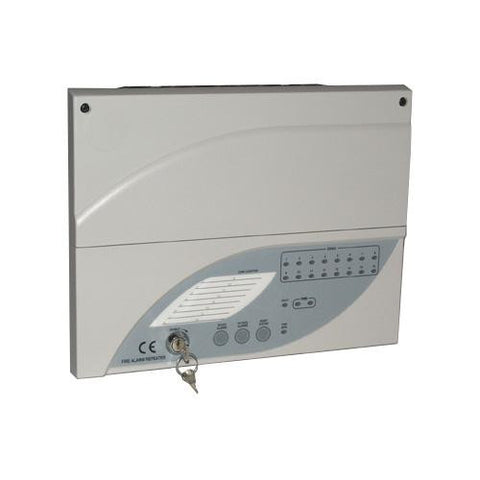 506 0001 Twinflex 16 Zone Repeater Panel