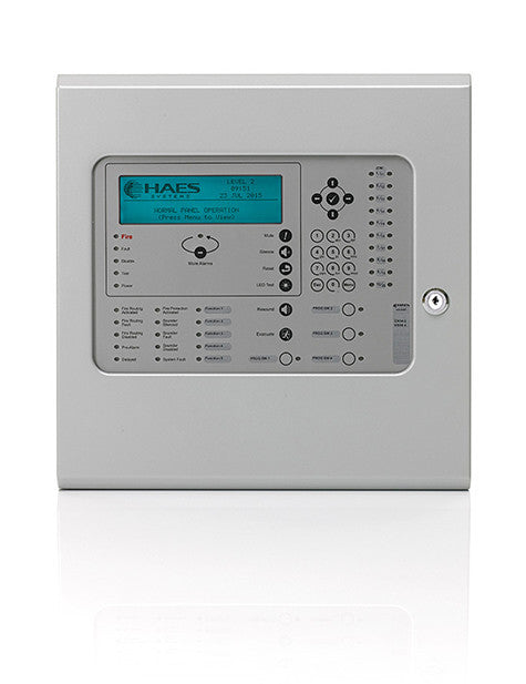 HS-5101 Haes Elan Single Loop Addressable Control Panel Small Enclosure