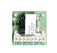 RECARD24-5 Haes Relay Card, 5Amp, 24Vdc Double Pole Change Over