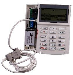 HFW-KP-01 Wireless System Status and programming keypad
