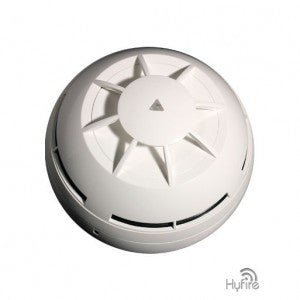 HFW-PA-01 Intelligent Wireless Optical Smoke Detector C/W Base and Batteries