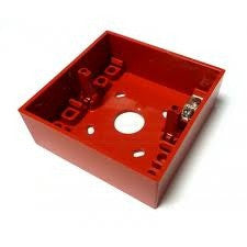 SR Hochiki Red Surface Back Box for HCP-E Call Points