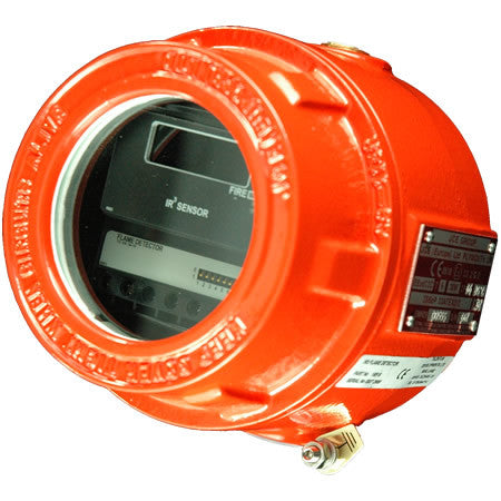 IFD-E(Exd) Explosion Proof Industrial Flame Detector