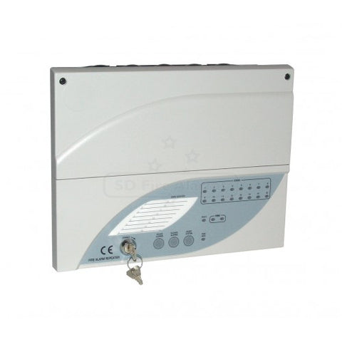 506 0002 Twinflex 8 Zone Repeater Panel