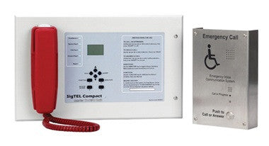 ECU-4 4 Line Master EVC Control Unit (Wall Mounting)