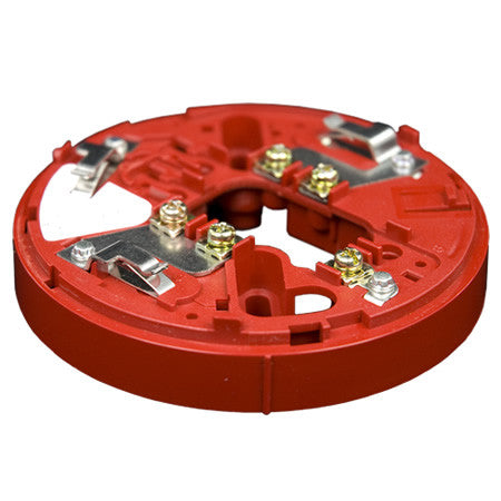 YBO-R/SCI(RED) Hochiki Red Isolator Base for CHQ-WS2