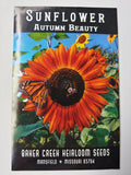Autumn Beauty Sunflower Seed, 35ct