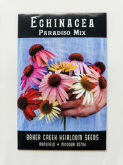 Paradiso Mix Echinacea Seeds, 25ct