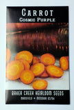 Cosmic Purple Carrot Seed, 300ct