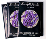 Royalty Purple Pod Bean Seed, 40ct