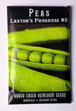 Laxton's Progress #9 Pea Seed, 75ct