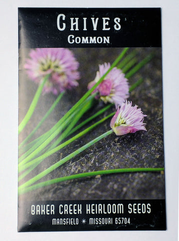 Chive Seed, 300ct