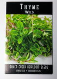 Wild Thyme Seed, 200ct