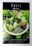 Mixed Cacti Seed, 25ct