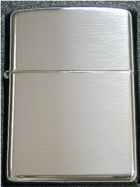 Zippo Lighter Sterling silver Old Standby 15