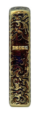 Zippo Lighter Armor Arabesque Chinese phoenix