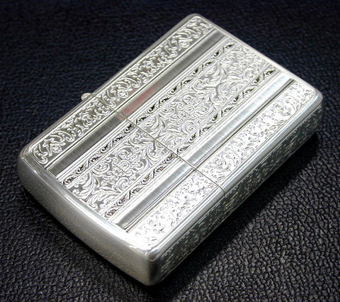 Zippo Lighter Arabesque 4 side working Arabesque-Design Gorgeous ARB-4TS