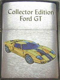 Zippo Lighter Choice Collection 2003 Spring Limited Ford Centenary Ford GT 20389 Made in 2002