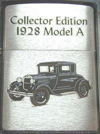 Zippo Lighter Choice Collection 2003 Spring Limited Ford Centenary 1928 Model A 20385 Made in 2002