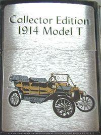 Zippo Lighter Choice Collection 2003 Spring Limited Ford Centenary 1914 Model T 20384 Made in 2002