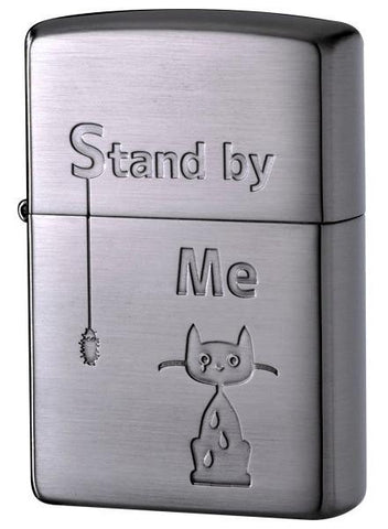 Zippo Lighter Cat series 202-STAND-D Stand by Me