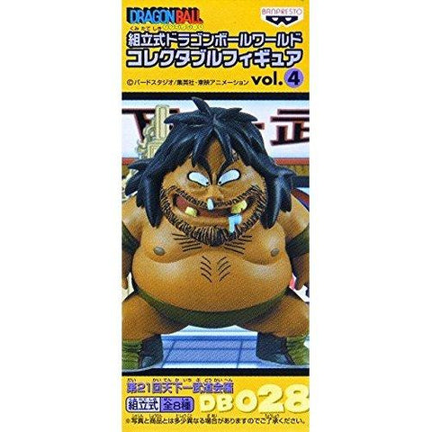 028 Individual prefabricated Dragon Ball Warudokorekutaburufigyua vol4 bacteria down DB