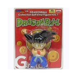 Dragon Ball Collection Soft Vinyl Figure Son Goku vol.1 (japan import)