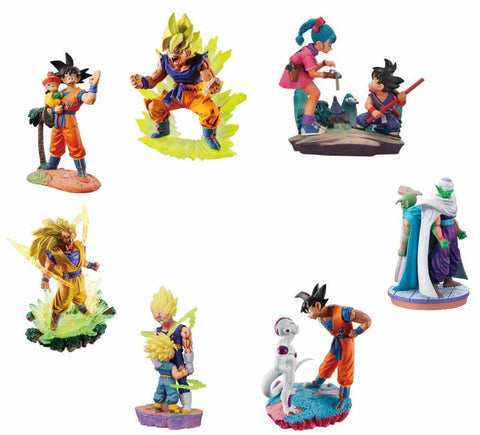 Dragon Ball Capsule R - Senshi-tachiyo Futatabi (7cs) BOX
