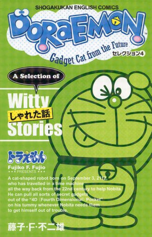 DORAEMON Selection4 Witty Stories (SHOGAKUKAN ENGLISH COMICS) [English]