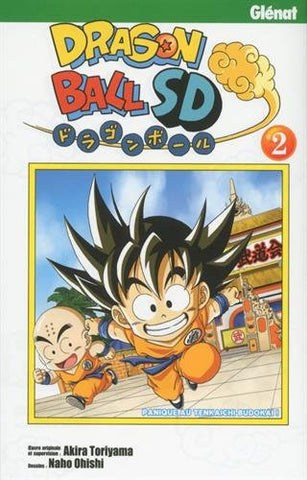 Dragon Ball Sd 2 [French]