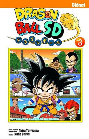 Dragon Ball Sd 3 [French]