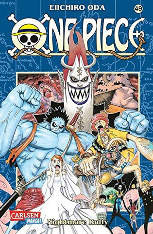 One Piece 49 [German]