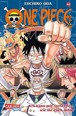 One Piece 45 [German]