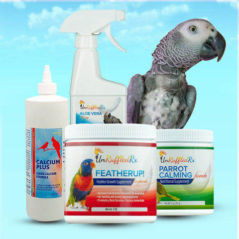 Feather Plucking Rescue Pack