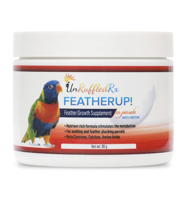 UnRuffledRx FeatheredUp! with Biotin