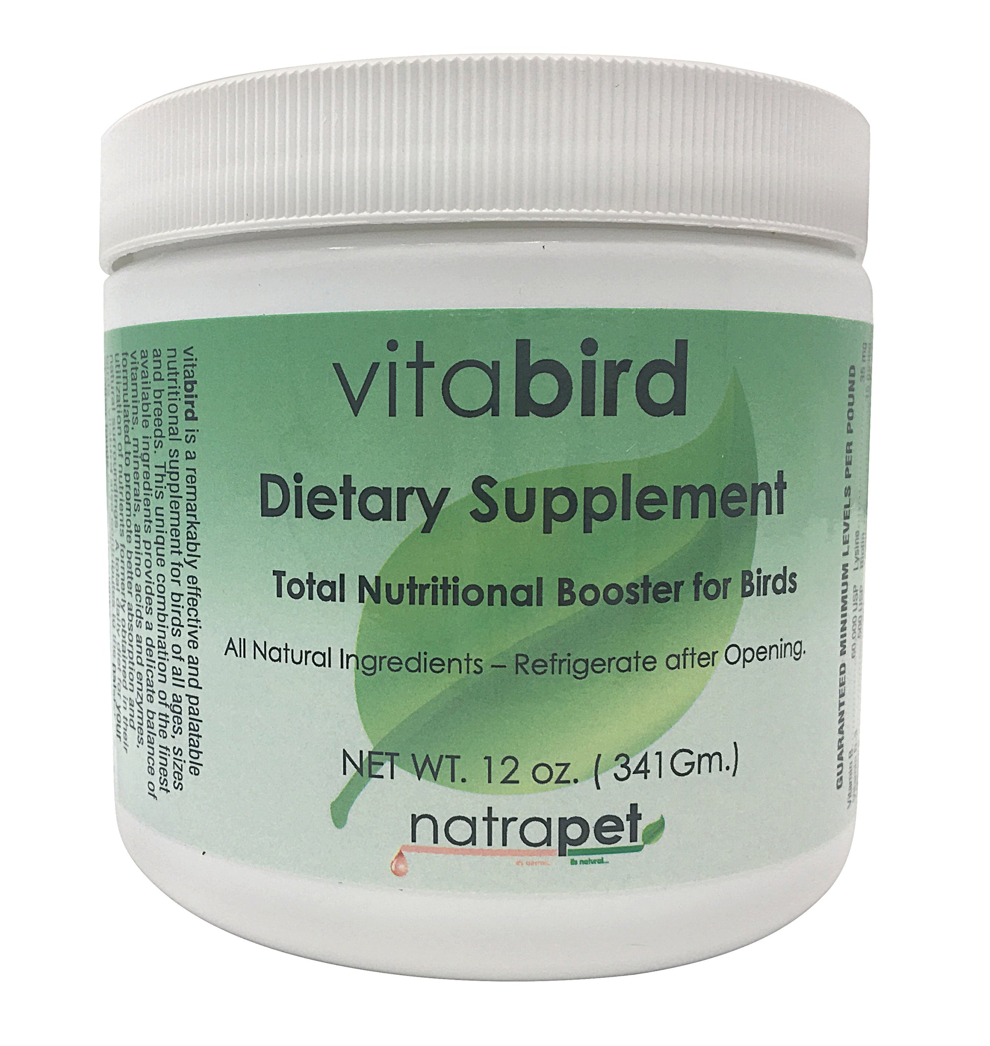 VitaBird Dietary Supplement for Birds