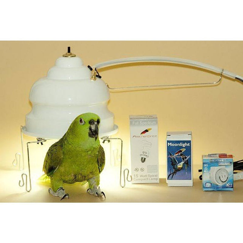 Featherbrite Bird Light - Full Day All Night