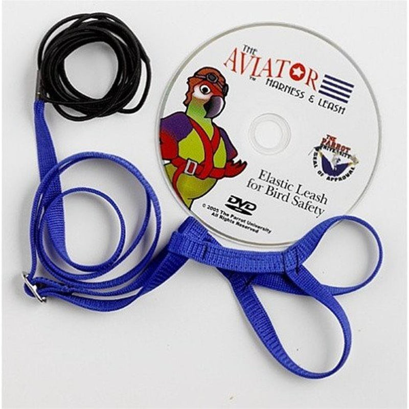 Aviator Bird Harness and Leash