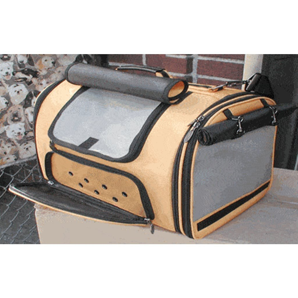 Celltei pak-o-bird air cabin bird carrier