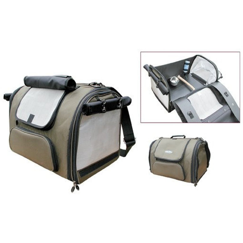 Bird Carrier Celltei® Pak-O-Bird Air - In-Cabin Bird Carrier with Divider
