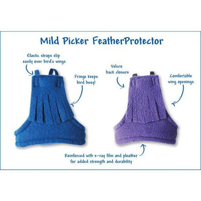 Feather Protector Bird Vest Mild Picker