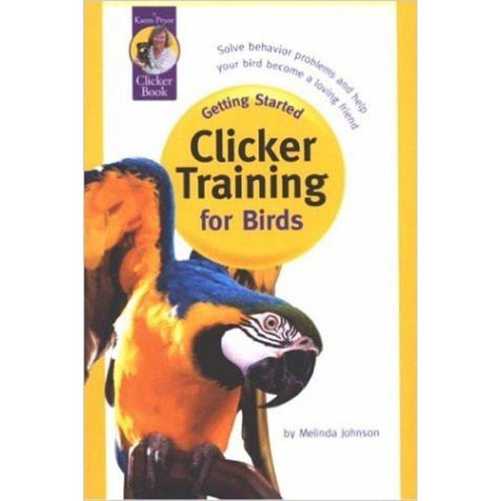 Clicker Training For Birds | Parrot Behavior