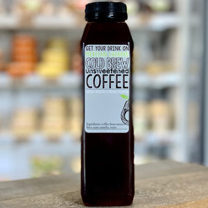 Coffee - Cold Brew - Single Origin