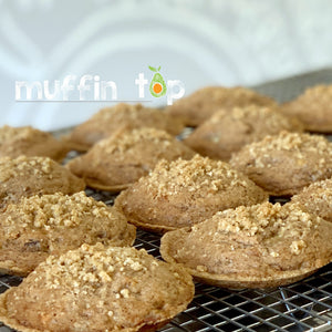 Muffin Top - Banana Walnut (GF)