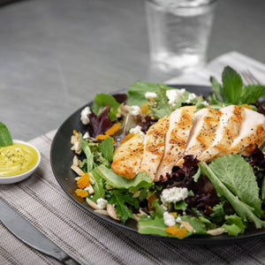 Grilled Chicken Terrapin Salad (GF)