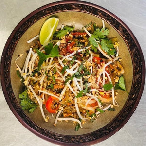 Vegetable Pad Thai (GF & DF)