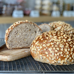 Harvest Seed Bread