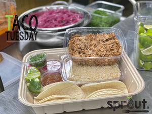 TACO Tuesday Kit - Tuesday MAY 18