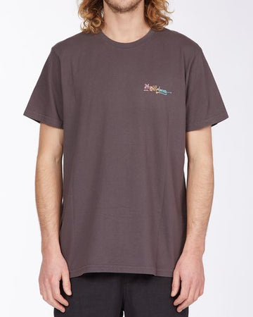 CRAYON WAVE TEE - T-SHIRT